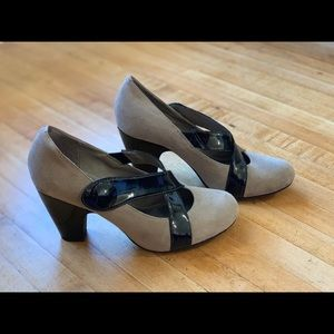 Giani Bini Suede High Heels (Women's 7)